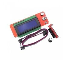 LCD дисплей 2004 для 3D принтера, ЧПУ, Лазерного гравера