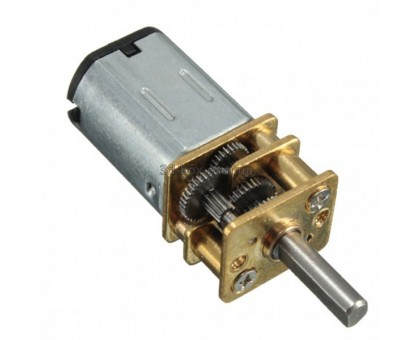Мини ротор-редуктор 12в 100 об/мин