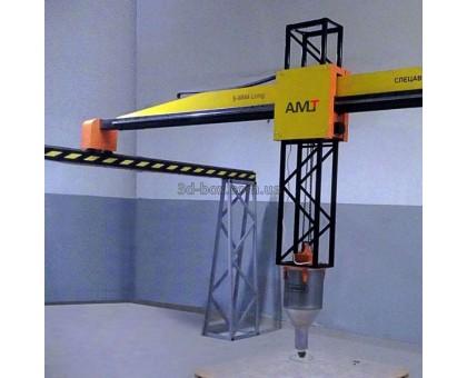 3D - принтер АМТ S-6044 LONG