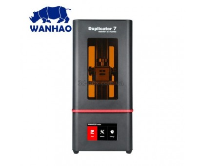 WANHAO DUPLICATOR D7 V1.5 + ВСТРОЕННЫЙ ДИСПЛЕЙ и СТЕКЛО ДЛЯ РЕВИЗИИ | 3D ПРИНТЕР