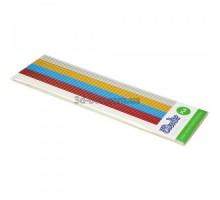 Набор стержней для 3D-ручки 3Doodler Create | Металлик