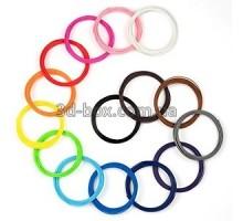 Пластик ABS Eco для 3D-ручки 15 цветов XL | 3D-Box