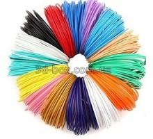 PLA пластик для 3d-ручки | Набор 15 цветов