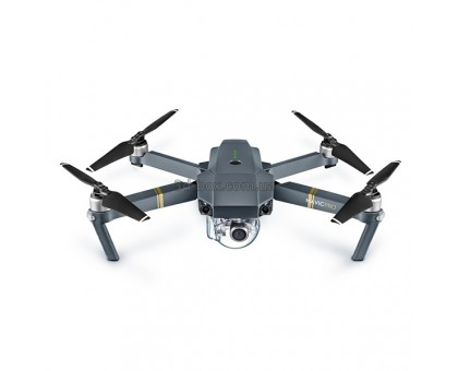 Квадрокоптер DJI  Mavic Pro | DJI