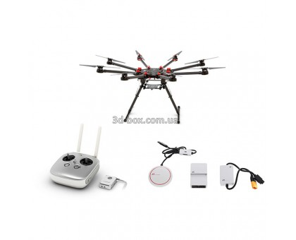 Октокоптер DJI Spreading Wings S1000+ + A3 + Lightbridge 2 + Z15
