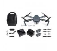 Квадрокоптер DJI Mavic Pro (Fly More Combo) | DJI
