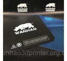 Магнитный коврик для Wanhao D6 и Wanhao i3 Plus | комплектующие для 3D - принтера