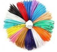 PLA пластик для 3d-ручки | Набор 9 цветов | 3D-Box