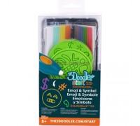 Набор стержней для 3D-ручки 3Doodler Start  |  | Емоджи - 48шт. |